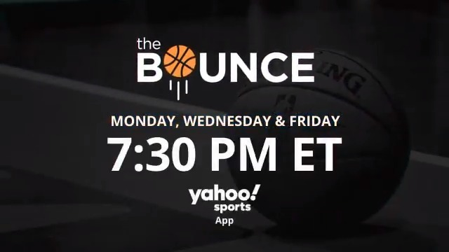 It's going down on #TheBounce tonight with @TasMelas, @GaryPayton_20 and Brian Shaw! Tune-in at 7:30 PM/ET on the @YahooSportsNBA app http://yhoo.it/2LeP2Hr   http://srhlink.com/RKzQBv