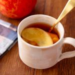りんご+午後ティーでお手軽にカフェの味を再現?!ホットアップルティーのレシピ