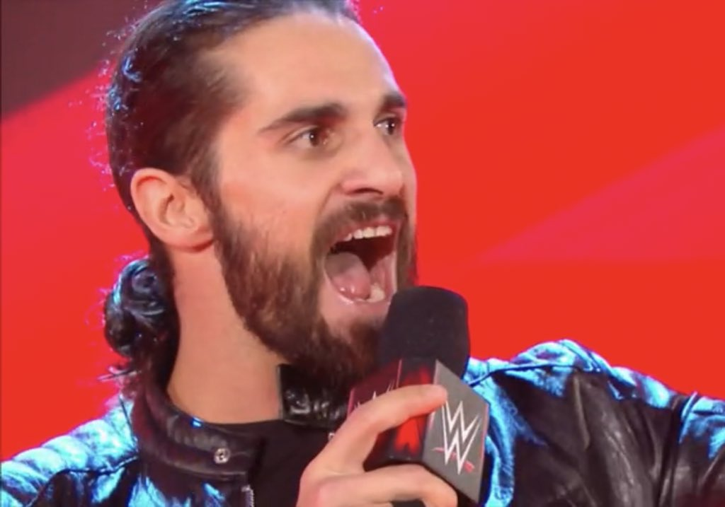 @WWEIndia's photo on Rollins