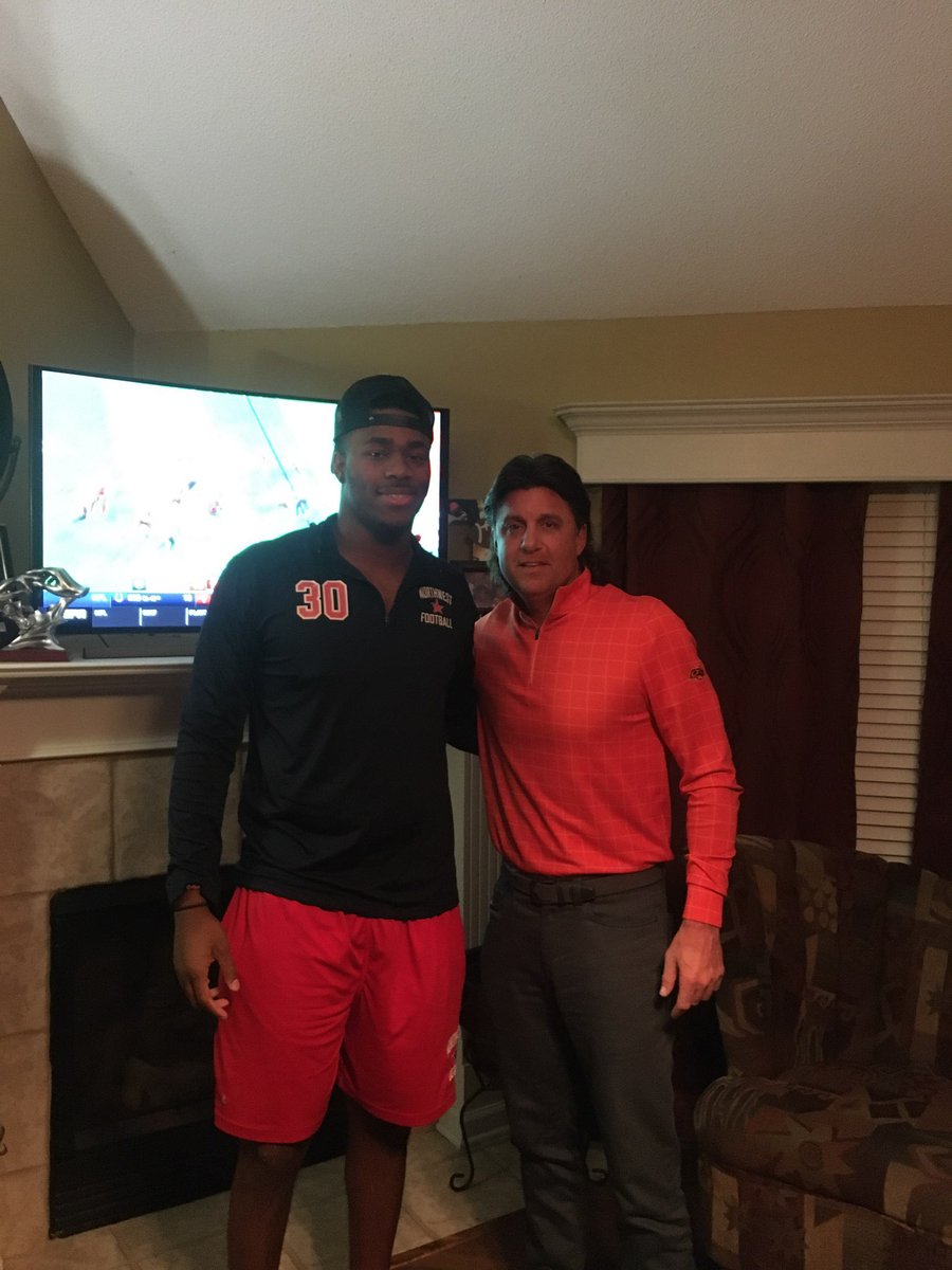 Great Home Visit! I'm so glad to be apart of such an amazing family! #GoPokes  <br>http://pic.twitter.com/ABmlVpjF9c