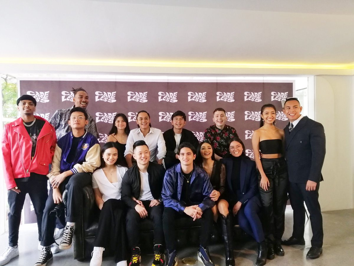 Here at Careless Artist Day where James Reid and Bret Jackson's indie music label is signing their current roster of artists AmandaLago9 #CarelessArtistSigning<br>http://pic.twitter.com/qm87bKaLf5