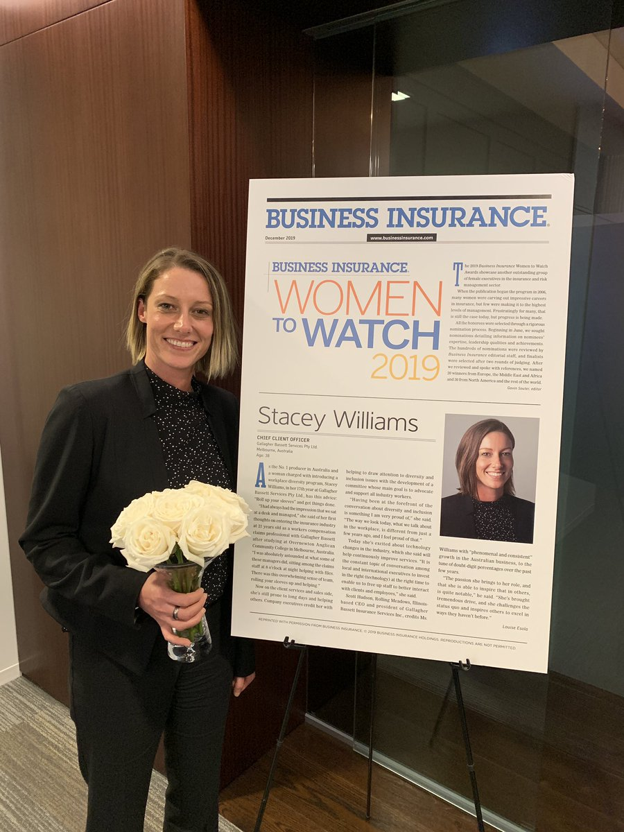 Thanks @kdsands514 - @vpblackmon - a pleasure celebrating @gbtpa Stacey Williams being a BI 2019 Women to Watch honoree. See you all again w @MikeHessling @gjmckenna @davegordon_9 and this year's worthy recipients in NY soon. twitter.com/kdsands514/sta…