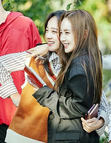 I only know SeYoung/MinJeong sisterhood #BUSTED2 <br>http://pic.twitter.com/lGZpm66vwU