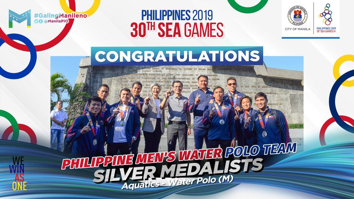 Binisita po tayo kahapon ng mga lumahok sa Aquatics at Dancesport sa 30th Southeast Asian (SEA) Games. Congratulations po! :) #WeWinAsOne