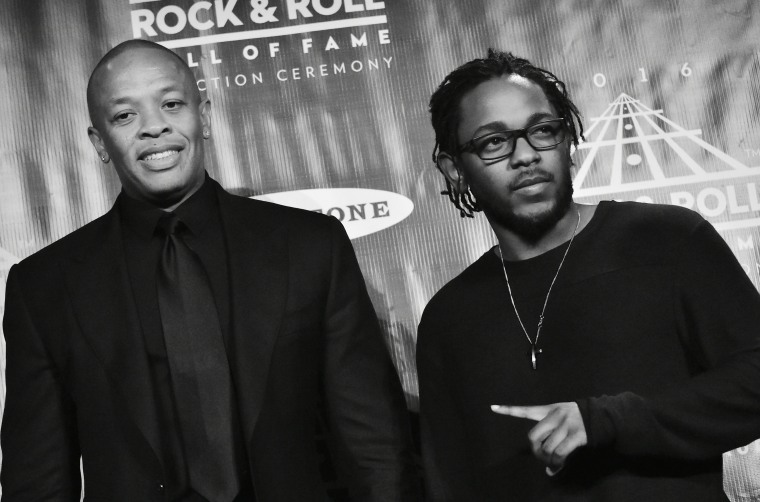 #DidYouKnow 13-time GRAMMY winner @KendrickLamar attended the same high school as 6-time GRAMMY winner Dr. Dre?