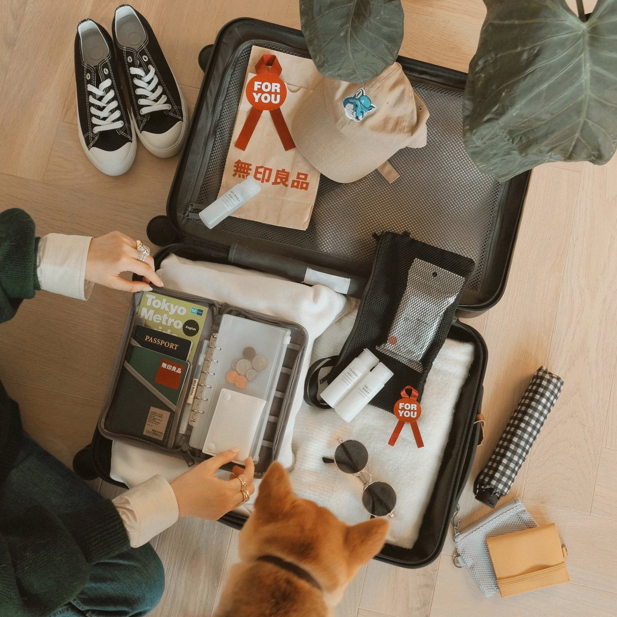 Muji Usa On Twitter A Gift Box For The Traveler As Curated By Vivid Even On The Go Stay Organized With Muji S Range Of Travel Accessories Find A Variety Of Mujigifts For