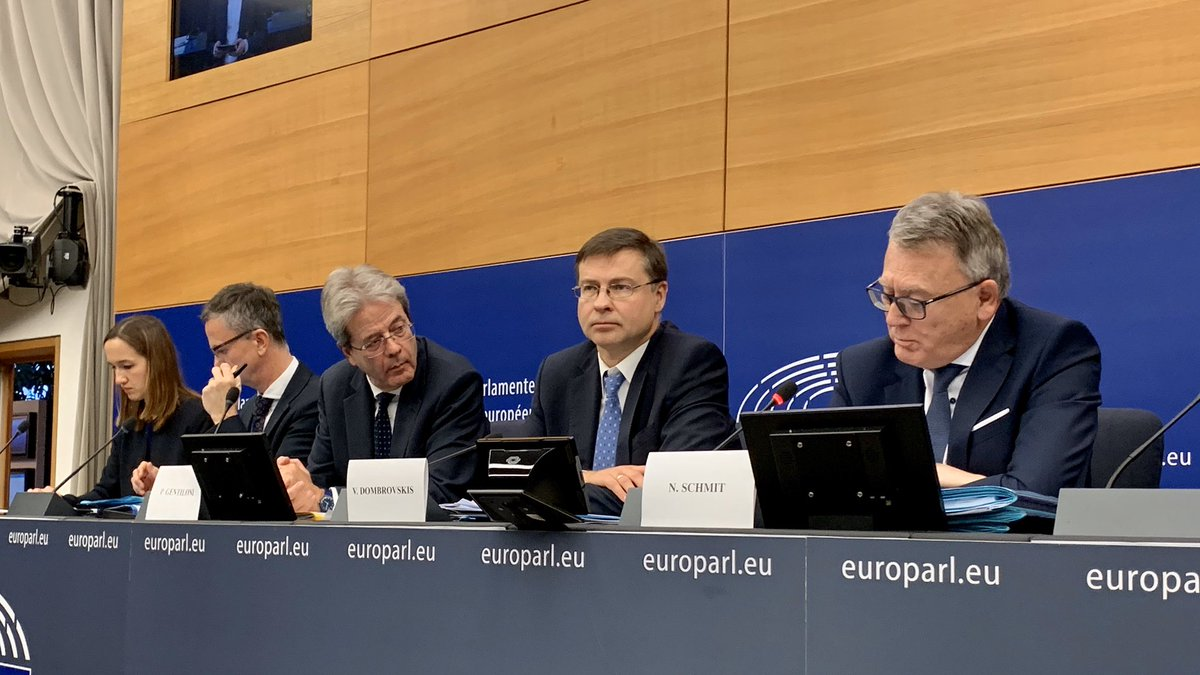 In January we will present the review of 6-pack and 2-pack legislation to see how rules have worked. I predict a lively debate. We will have to exercise caution and see whether a consensus emerges from that debate. #EuropeanSemester