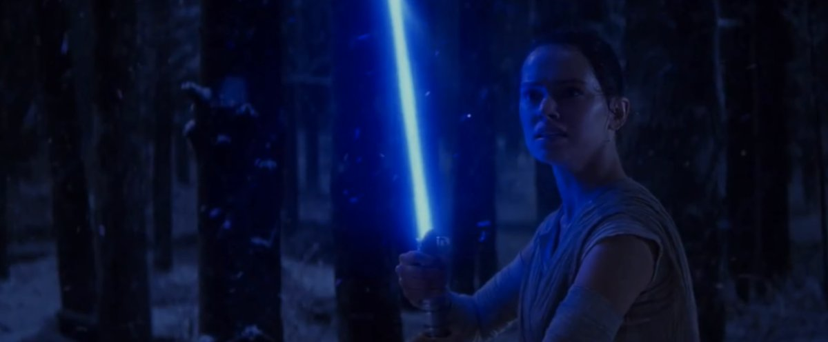 The Star Wars sequels finally got lightsabers right