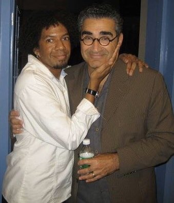 Happy Birthday to my close friend EUGENE LEVY! You are the Schitt!!