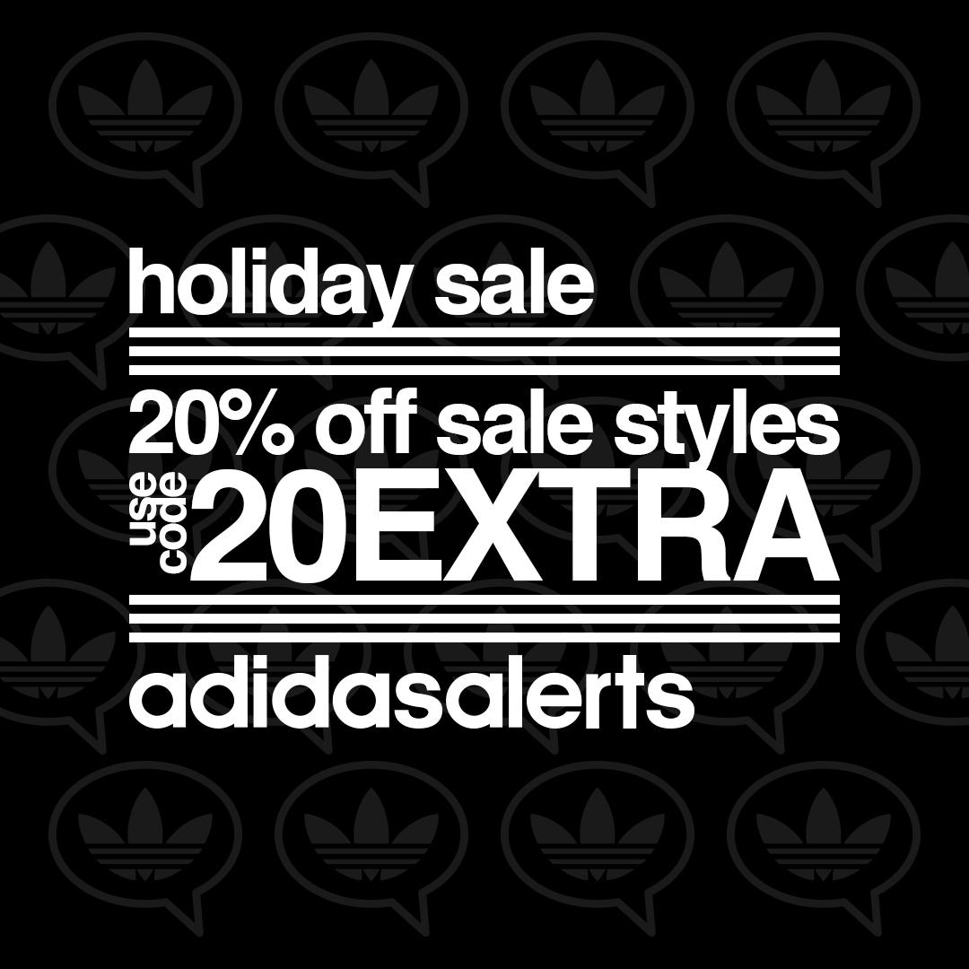 adidas: Bis zu 50% + 20% Extra auf adidas Originals