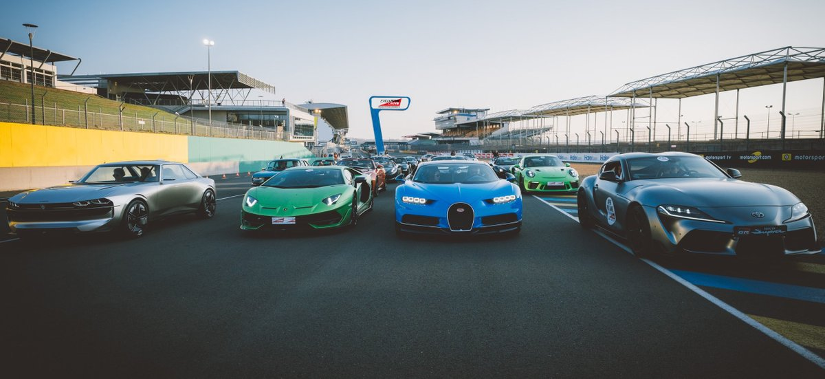 @lesvoiturescom Exclusive Drive : rendez-vous au Mans en mars 2020 sur https://lesvoitures.fr/exclusive-drive-2020/… #24HeuresDuMans #Circuitbugatti #EnergyDrive #ExclusiveDrive #ExclusiveDrive2020 #LeMans #MovingMotorShow #TalonPisteXExclusiveDrive #automobile #automotive #cars #voiture #pressepic.twitter.com/YUeAlPRE4U