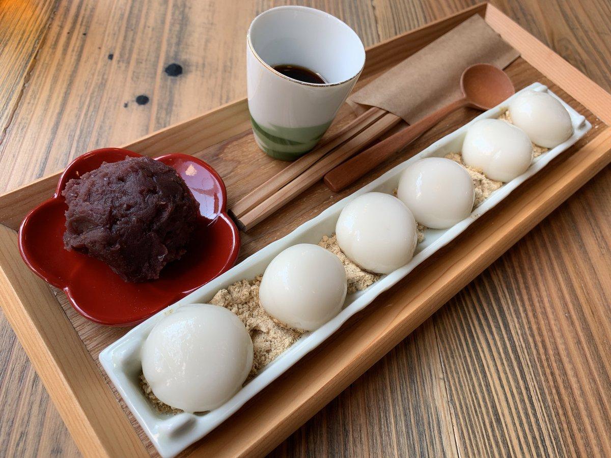 """りょうくんグルメ on Twitter:  """"まじでこの世の全ての白玉好きに教えてあげたいんだが東京スカイツリー駅近くの【まんまる】には全ての人間を虜にする禁断のあったか白玉がある。  これが注文してから茹でるもっちもちで超絶美味いからぜひ全国の白玉好き、白玉を愛する者 ..."""