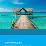 Image for the Tweet beginning: #eDreamsODIGEO predicts top travel destinations