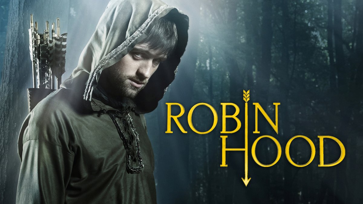 When Robin of Locksley returns home from the Crusades to find his people being victimised by a new Sheriff, he assembles a band of outlaws… 🏹🌲All episodes of #RobinHood are streaming now on @BBCiPlayer. http://bbc.in/2sz3r8P