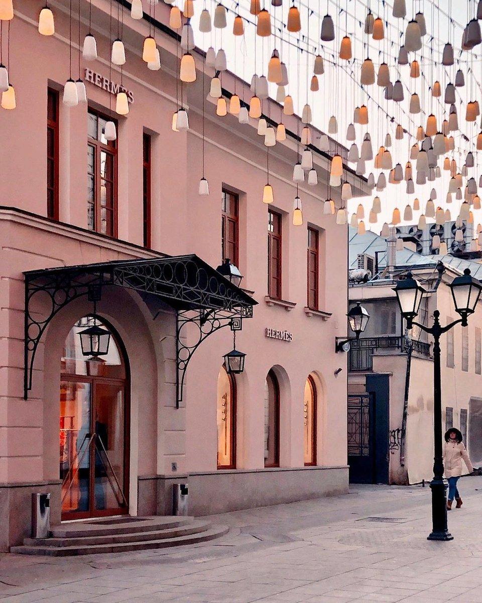 фото столешников переулок английском