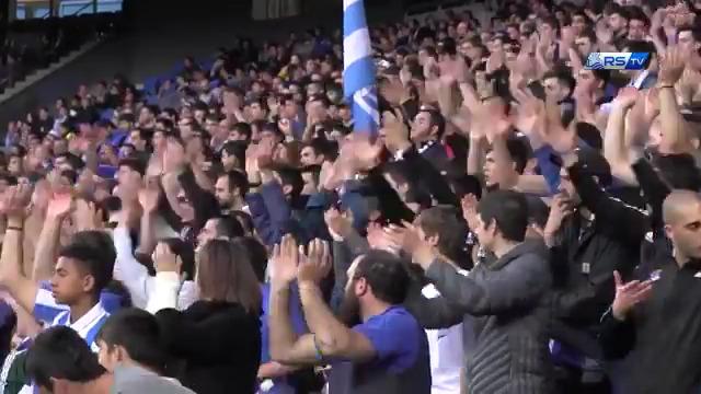 📣 ¡El sábado te necesitamos en el Reale Arena para ganar el derbi!  ℹ La entrada es LIBRE  #Zubieta #AurreraReala
