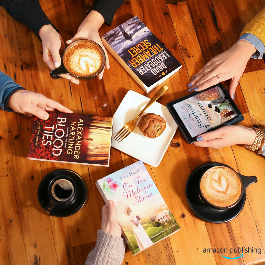 'Tis the season to savor these great new releases from our bestselling authors.  @dleadbeater2011 https://t.co/jjLStFZQuq https://t.co/WuhzE5GjUO