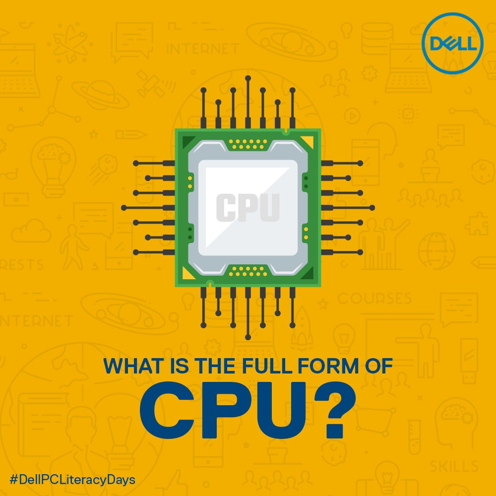 (2/5) Know a PC and its functions really well? Answer all the question and stand a change to win big! #DellPCLiteracyDays #DellIndia #ContestAlert