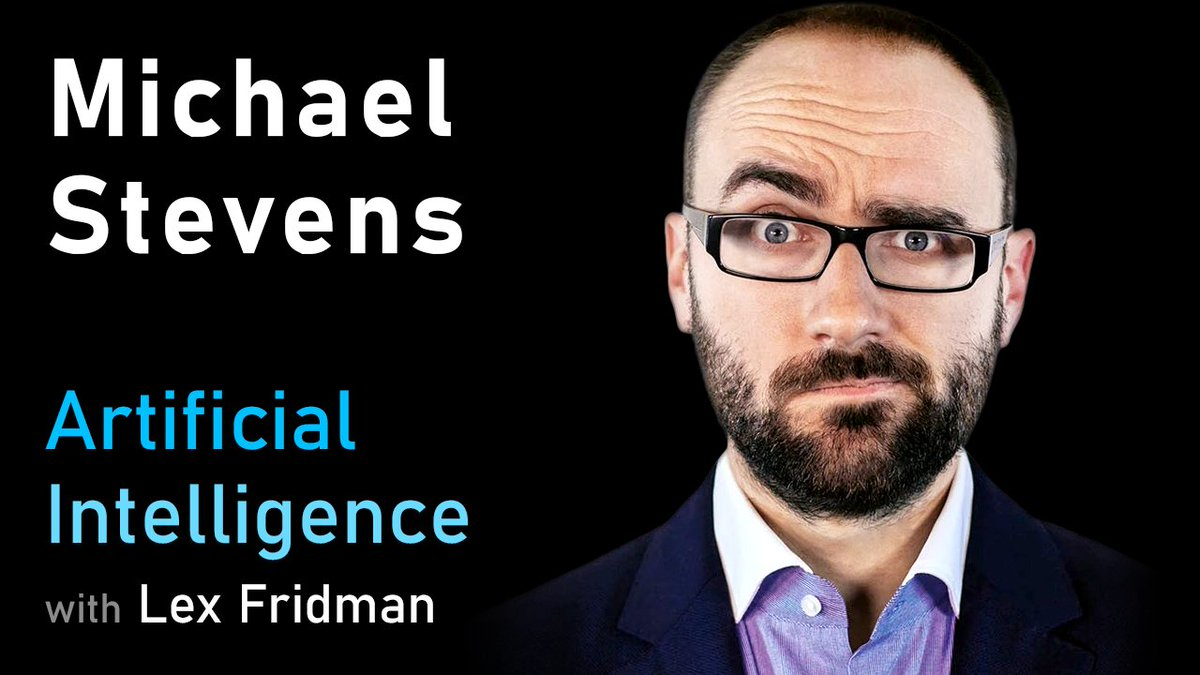 Heres my conversation with Michael Stevens (@tweetsauce), creator of the amazing Vsauce YouTube channel. His videos explore questions and ideas in science that educate, entertain, and inspire millions of people. Also, hes just fun to talk to: youtube.com/watch?v=3qMemn…