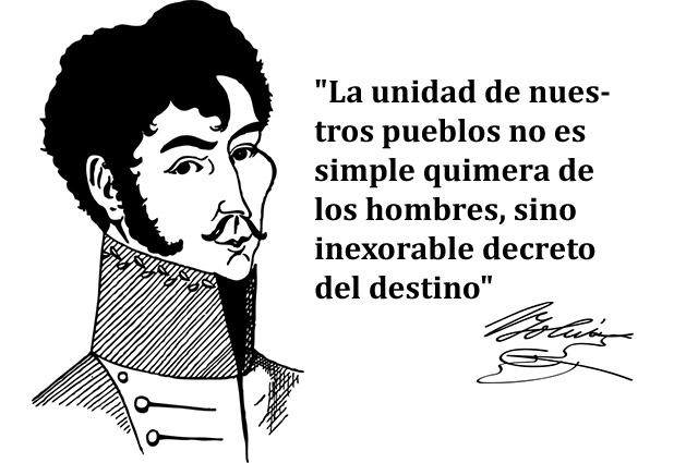 #PensamientosDelDía: Simón Bolívar (1783-1830)  #IdearioBolivarianopic.twitter.com/2mKGi1SJYa