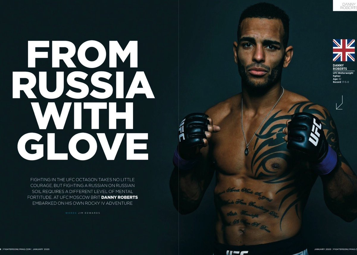 📖 @fightersonly | From Russia with Glove 🥊 | Words with Jim Edwards 🖋 #UFC #UFCEurope #UFCRussia #FightersOnly #MixedMartialArts #MMA #UKMMA #SandfordMMA #HK365 #Russia #London #TeamChocolate