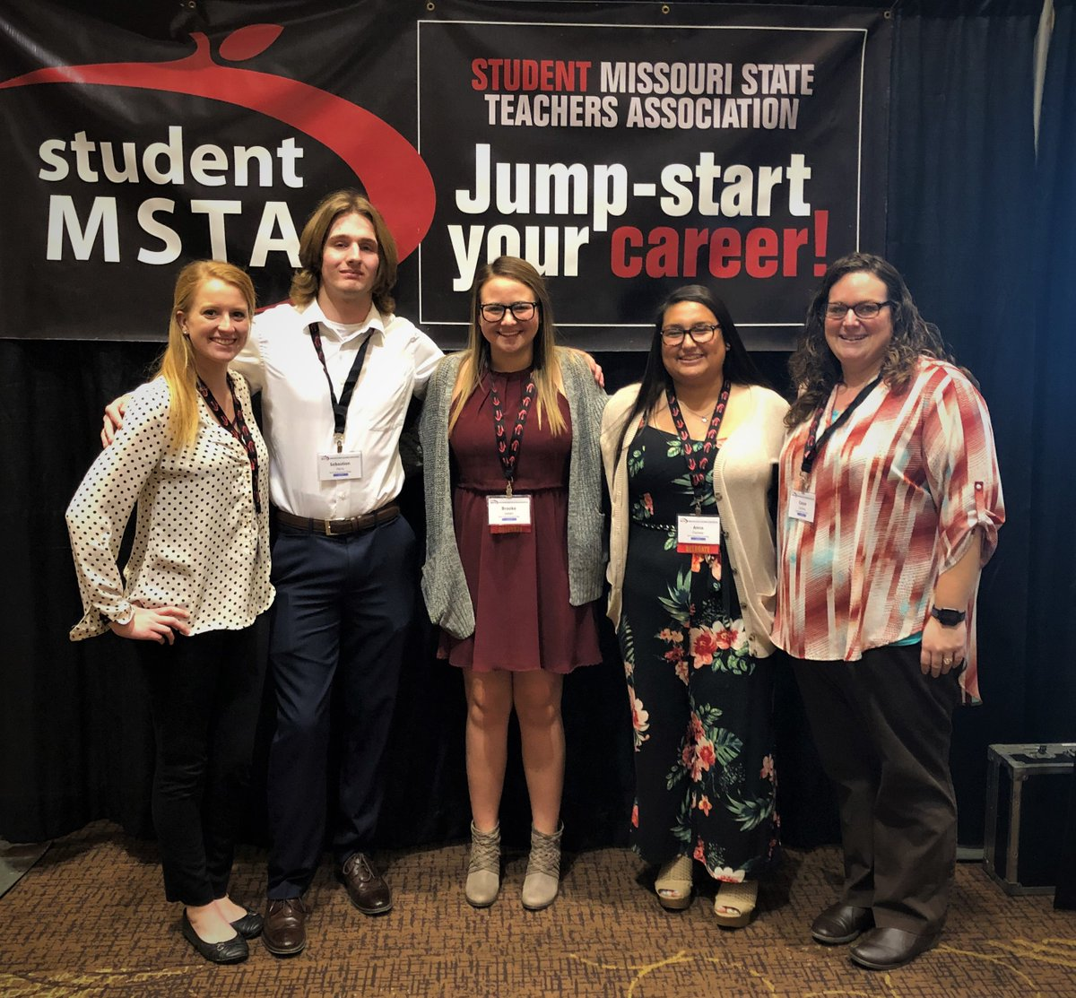 Congrats to our future teachers that attended State SMSTA Convention! https://t.co/67eopCEAk2 https://t.co/tnwYpSL1cm
