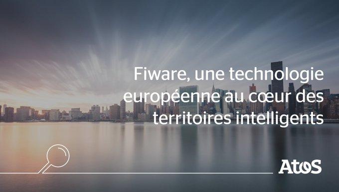 . @FIWARE, un framework open source, propose des composants ouverts et universels destinés...