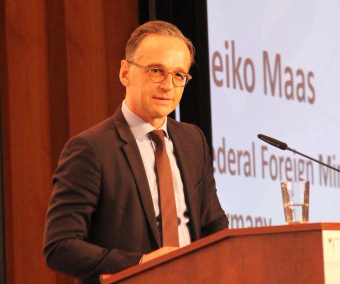 """AM HeikoMaas: """"Der Schutz von Menschenrechten muss ei"""