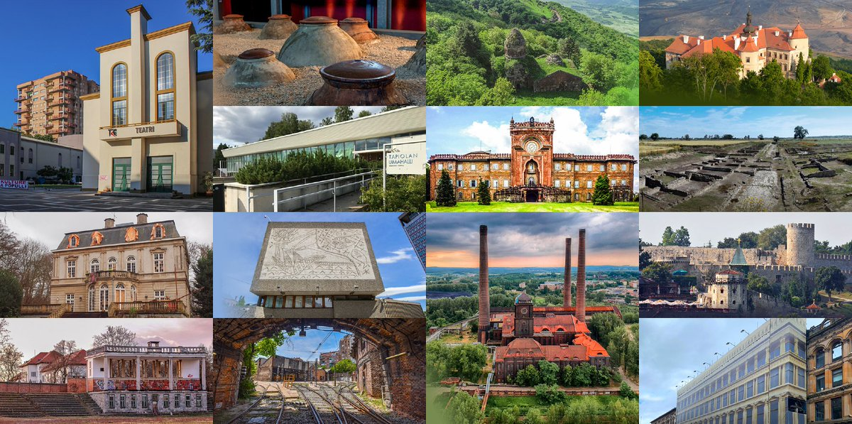 📢Europa Nostra and the @EIBInstitute announce today the 14 heritage sites shortlisted for the #7MostEndangered programme 2020. Press Release: https://t.co/INvlAjNRQH https://t.co/tVvUZ7xo1x