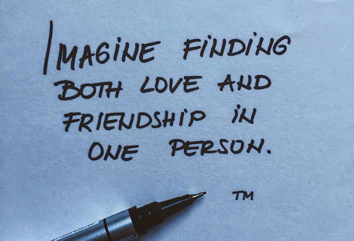just imagine that 😍