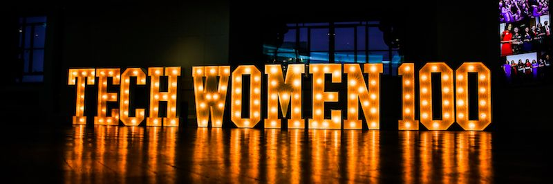 We are delighted to invite you to celebrate the achievements of our remarkable #TechWomen100 who are not only role models for the industry, but who are our future leaders of tomorrow. We do hope you can join us in January to toast their achievements. buff.ly/2qeRl3R