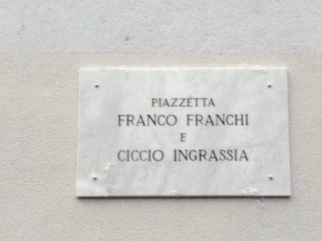 Franco Franchi e Ciccio Ingrassia nel cuore dei palermitani, 'compie' 7 anni la piazzetta a loro dedicata (FOTO) - https://t.co/f2t3nBS7M9 #blogsicilianotizie