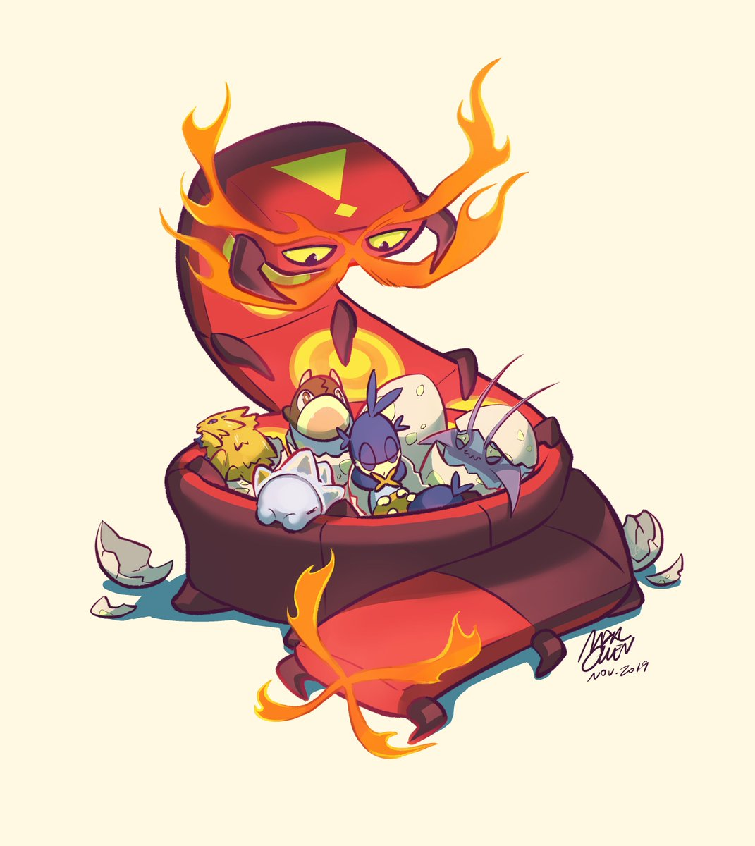 snug as a bug in a rug #pokemon <br>http://pic.twitter.com/bC64DTq9rh