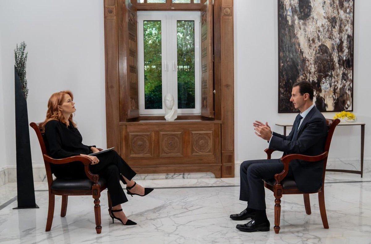 #Assad