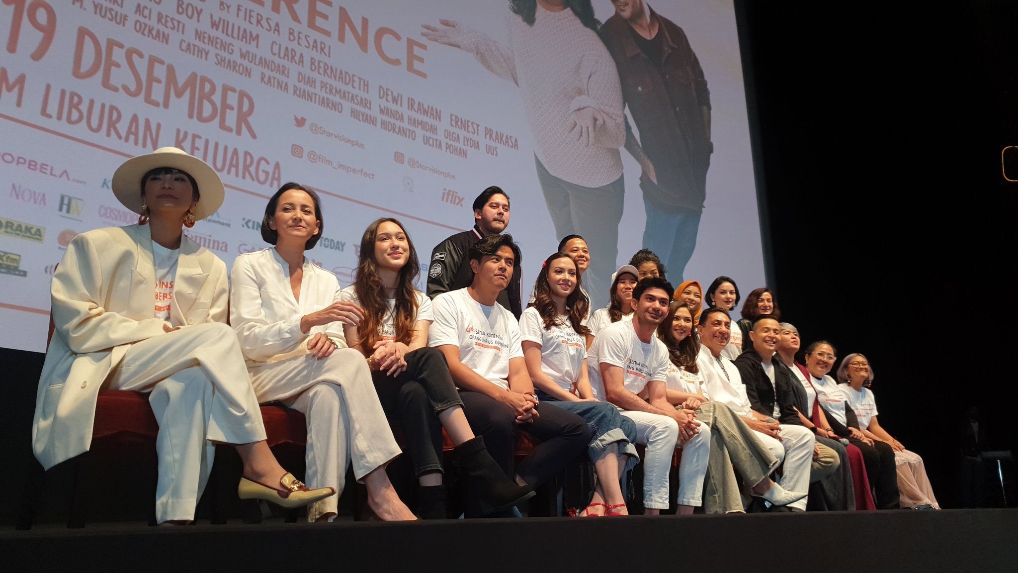 Film Imperfect: Karir, Cinta & Timbangan Singgung Isu Body ...