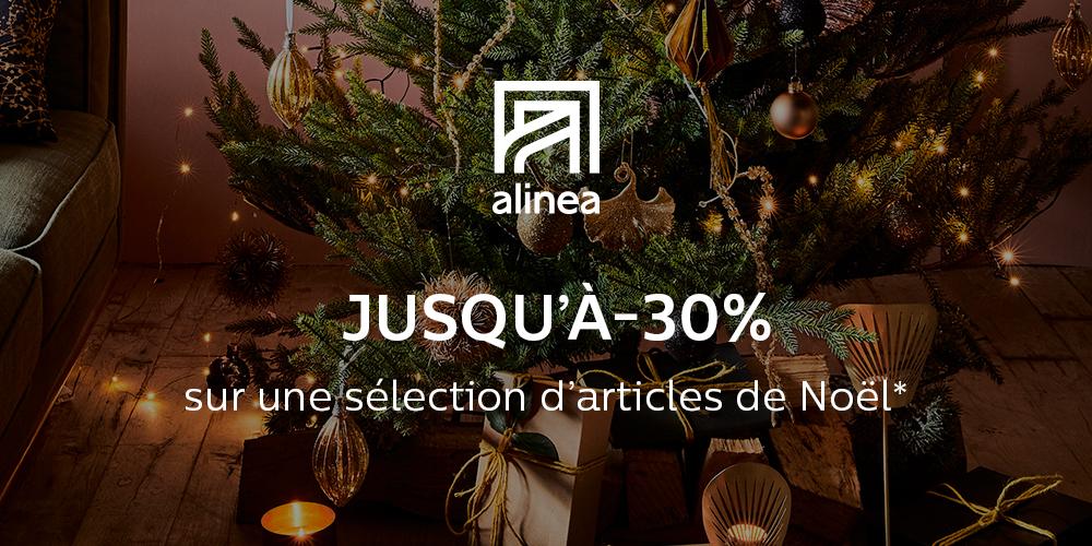 [OFFRE EXCEPTIONNELLE]  Du 10 au 24 décembre, profitez en ! Jusqu'à -30% sur une sélection d'articles de Noël.*  *Voir conditions sur https://t.co/TB4Jo9D9gW https://t.co/uAFHKIHrNP