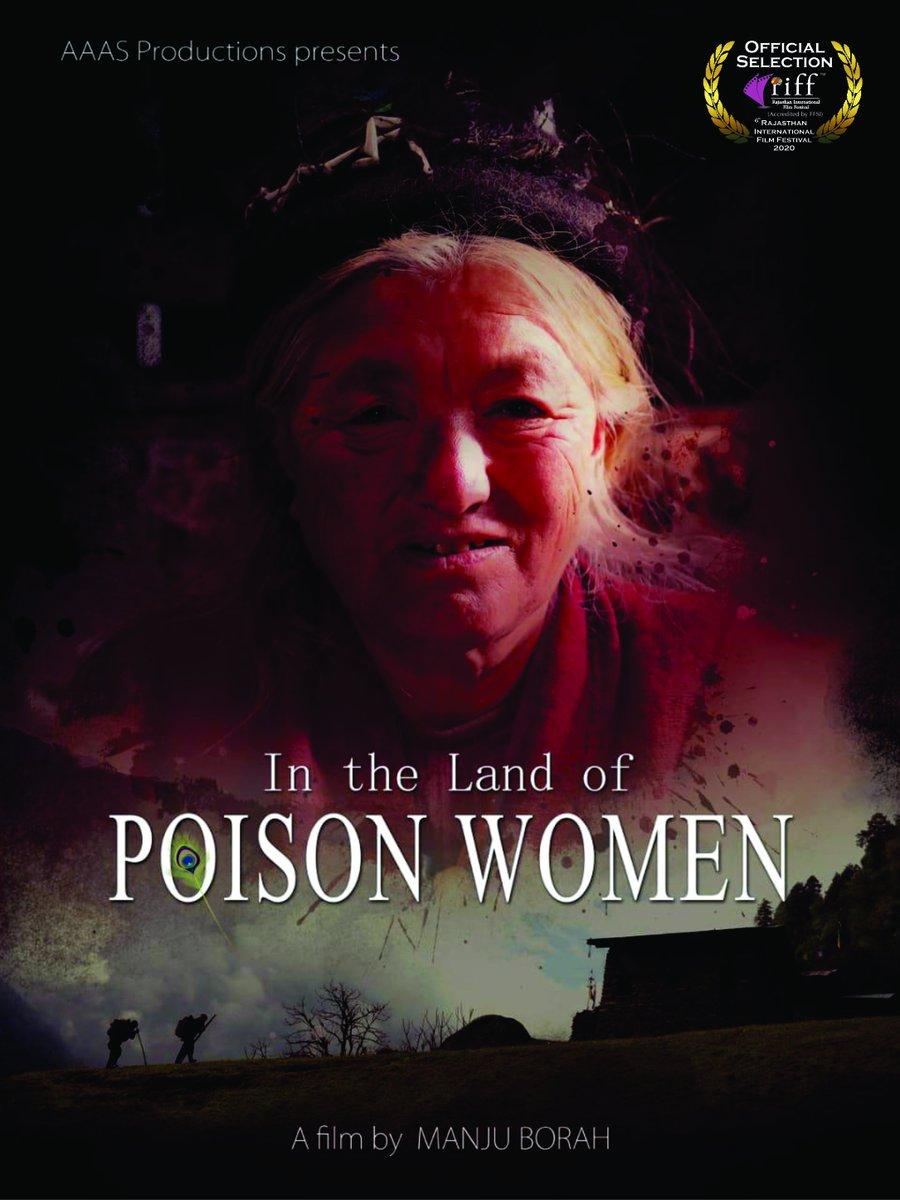 Resultado de imagen de In The Land of Poison women, manju borah