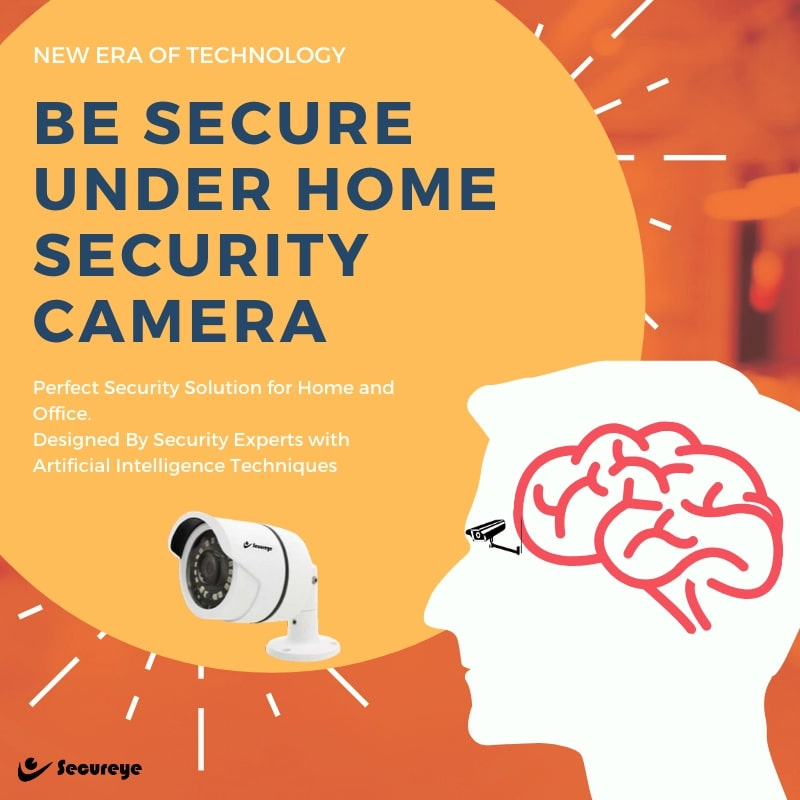 Be Secure Under Home Security Camera #CCTVCameraforHome #CCTVCamera #CCTVCameras #SecurityCamera #Surveillancecameras #WiFiCamera For More Details:  +91-11-4089 0000 http://www.secureye.compic.twitter.com/WxmHR8RbJR