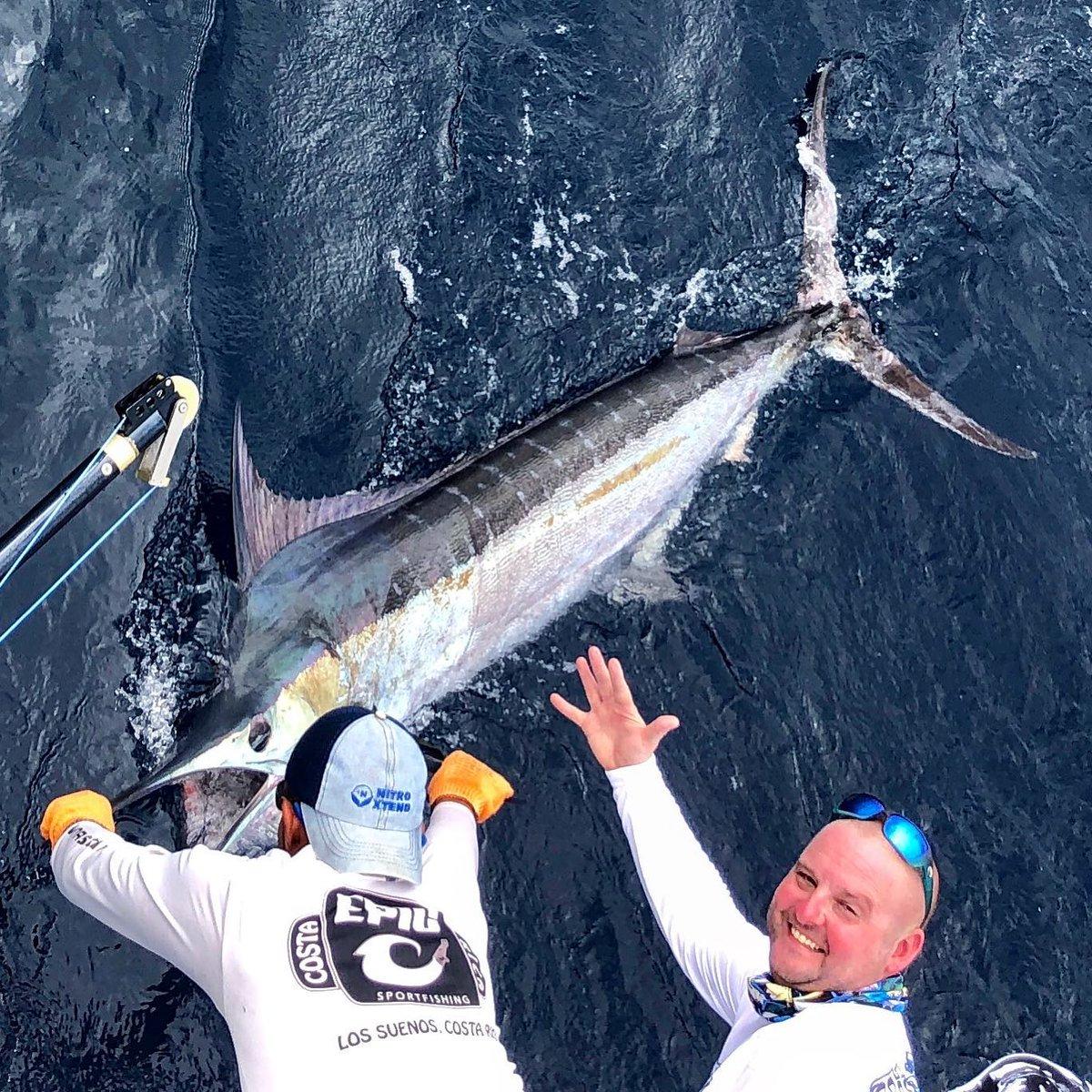 Los Suenos, CR - Epic went 3-3 on Blue Marlin and 2-2 on Sailfish.