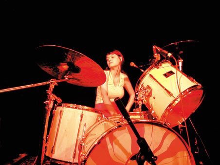 Happy Birthday to the legend Meg White of the White Stripes