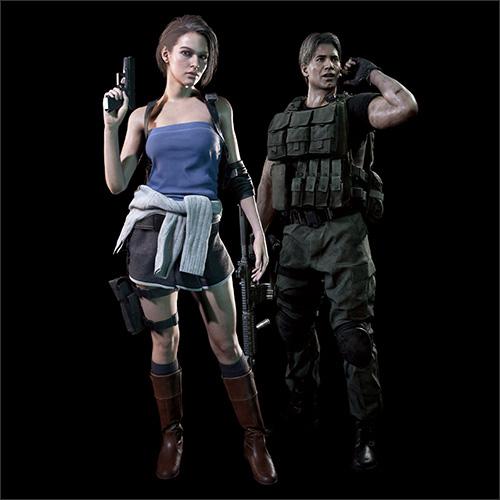 Resident Evil 3 Remake - Le premier trailer est disponible !  ELb7K1WWkAcqF2v?format=jpg