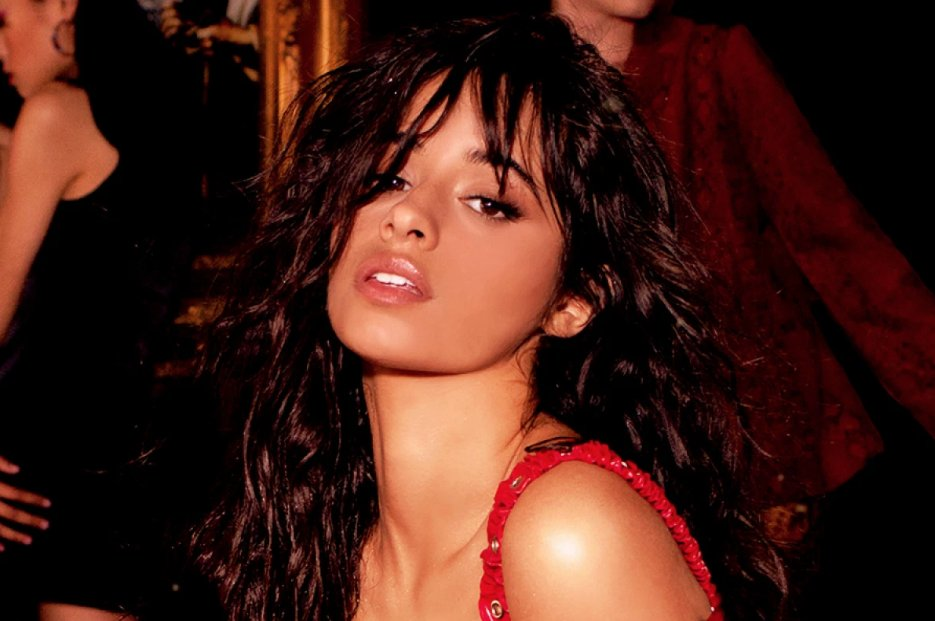 Camila Cabello takes her love to a higher place on 'Romance.' Read our review  https:// rol.st/36iMVsf    <br>http://pic.twitter.com/FS3g9kG0UO