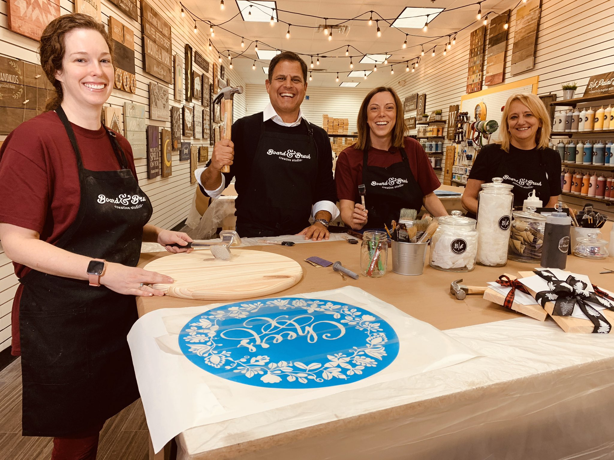 New studio in Skaneateles offers unique DIY workshops