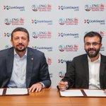Image for the Tweet beginning: Çiçeksepeti, TBF ile imzaladığı anlaşma