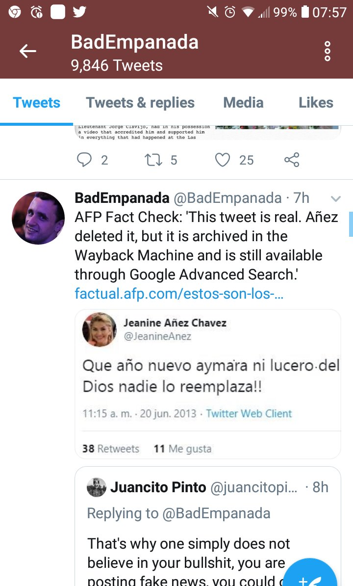 Dear friends, this tweet was explained by the government minister when he was giving detail about the narcoterrorists, in Montero, she didn't even have a Twitter account then. I wouldn't be surprised if this man is involved, report and ignore #pititatwitera #Pititas #BoliviaUnida <br>http://pic.twitter.com/t9yWXD3f7S