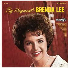 "December 11:Happy 75th birthday to singer,Brenda Lee (""I Want To Be Wanted\"")"