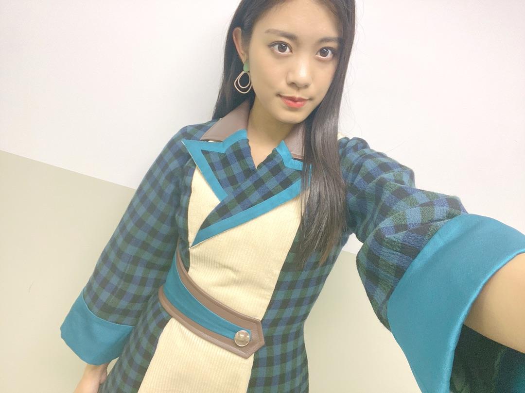 【Blog更新】 衣装めっちゃ可愛くない?!岸本ゆめの:…  #tsubaki_factory #つばきファクトリー