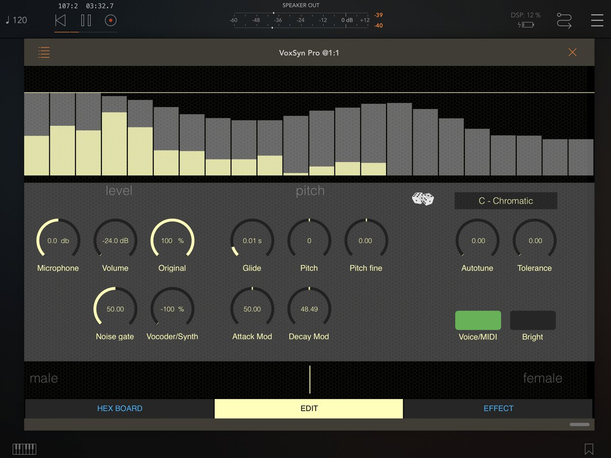 Virsyn On Twitter Voxsyn Pro Voice Controlled Synthesizer And Vocoder For Ios Devices Released Available Very Soon On The App Store Https T Co Fr8lzmbarn Https T Co L0lxr1k457