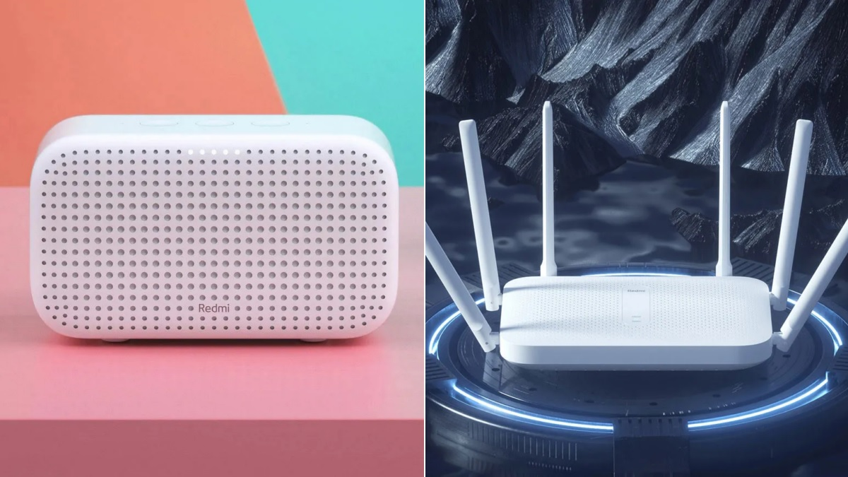 Xiaomi Launches Redmi XiaoAI Speaker Play, Redmi Router AC2100https://gadgets.ndtv.com/smart-home/news/xiaomi-redmi-xiaoai-smart-speaker-play-redmi-router-ac2100-launched-2146578 …