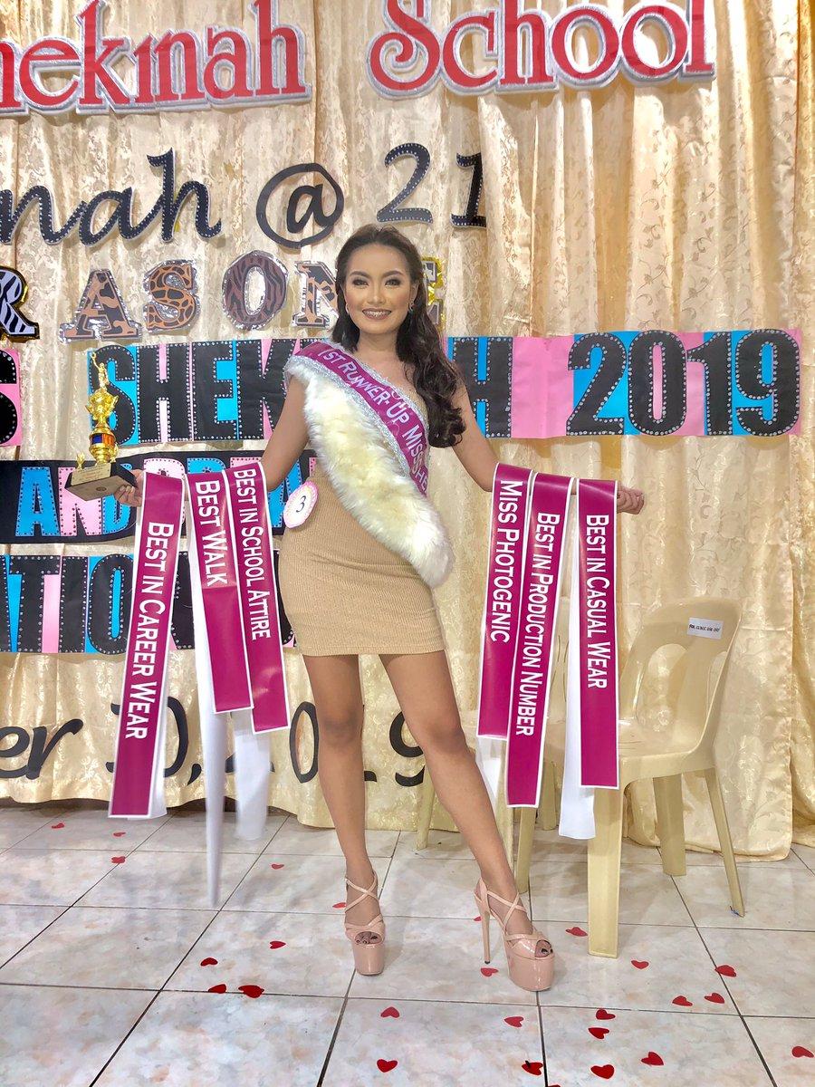 Ms. Shekinah 2019 1st Runner Up  <br>http://pic.twitter.com/SLaeEHCFMh